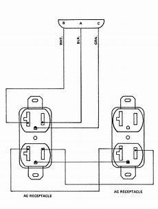 Duplex Electrical Schematic Wiring Diagram figure 4 9 duplex receptacle wiring diagram