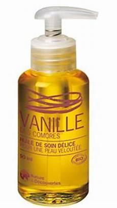 huile de soin d 233 lice vanille des comores nature