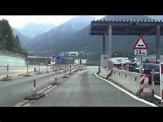 Maut Brenner Italien 214 Sterreich