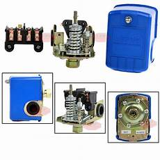 new well water pressure switch 40 60 psi ebay