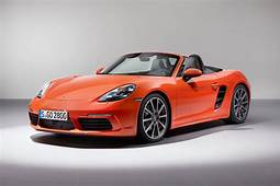 New Porsche 718 Boxster Price Specifications And Release