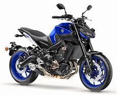 yamaha mt 09 2017 yamaha mt 09 850 2017 fiche moto motoplanete