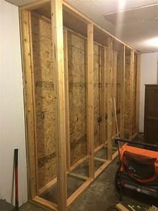 holzschrank selber bauen how to plan build diy garage storage cabinets