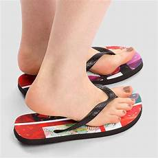 flip flops selbst gestalten bedruckbare flip flops