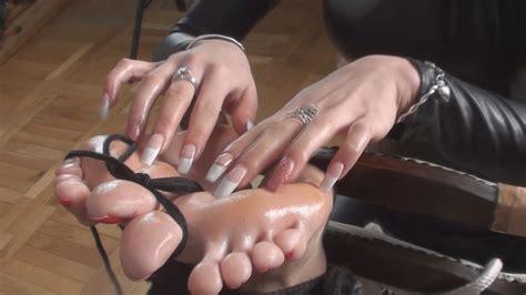 Long Fetish Nails