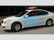 nypd police cars for sale