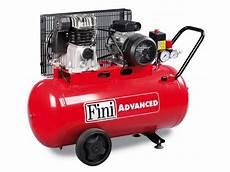 kompressor mit riemenantrieb profess advanced 90 liter