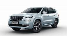 jeep grand commander phev on sale in china from 44 070