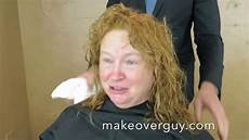 dramatic long hair cut short makeover by christopher makeover it s me by christopher hopkins the makeover guy 174 beauty makeover dramatic hair