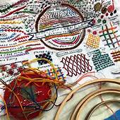 Broaden Your Hand Embroidery Horizons With This Printed