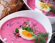 Rezept Rote Bete Suppe - radreisen