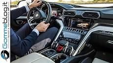 2018 Lamborghini Urus The Fastest Suv Driving Mode Car