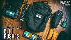 best for your buck edc backpack 5 11 rush12 bag
