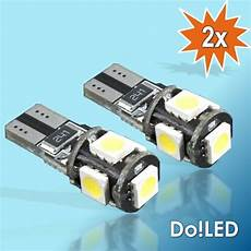 led standlicht w5w t10 canbus opel renault parking light