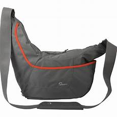 lowepro passport lowepro passport sling iii gray orange lp36658 b h photo