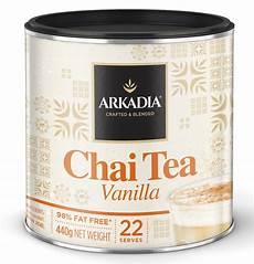 Chai Latte Pulver - vanilla chai latte 440g