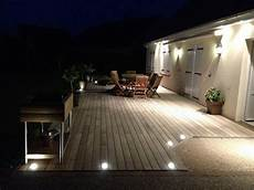 eclairage led exterieur terrasse eclairage exterieur terrasse sol