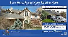 8 roofing direct mail marketing case studies advertising ideas results statistics