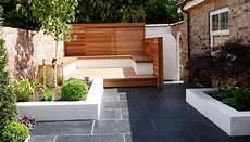 Gartengestaltung Modern Bilder Ideen Sitzecke Sichtschutz