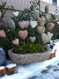 Hypertufa Hearts From Farmbrook Designs I Like It