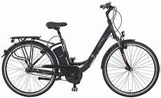 prophete e bike 28 damen alu city bike elektrofahrrad 36 v