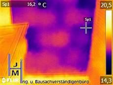 energetische sanierung schwachstellen mit der waermebildkamera martinaj baugutachten leistungen