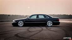 tuning audi s8 d2 side