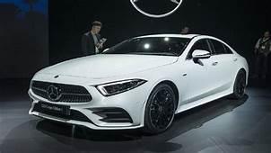 Wow2018 Mercedes Benz CLS 400d 4Matic  Exterior