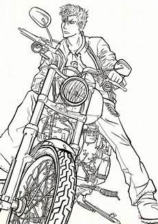 motorrad ausmalbilder besten malvorlagen zum drucken