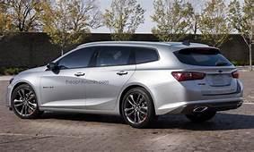 2017 Chevrolet Malibu Wagon Rendering Needs To Happen