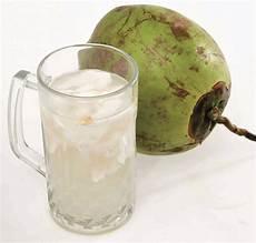 Minum Air Kelapa Hijau Banyak Manfaatnya Lho