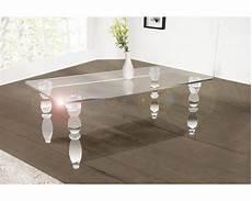 Table Basse En Verre Baroque Le Bois Chez Vous