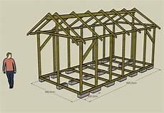 Construction D Un Cabanon Projet Wikihuis