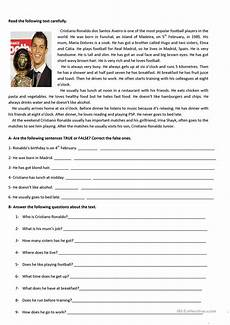 test 5th grade english esl worksheets for distance learning and physical classrooms