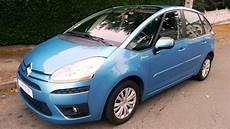 citroen c4 picasso d occasion 1 6 hdi 110 pack ambiance