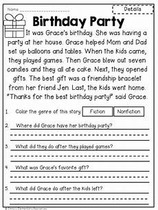 worksheets for grade 2 18761 read respond reading activities reading comprehension activities reading
