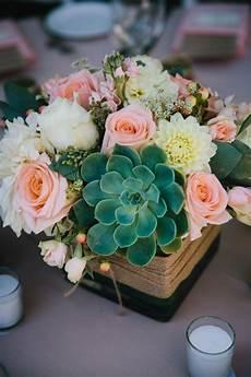 minty fresh wine country wedding wedding centerpiece