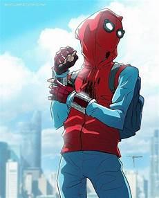 Ironman Malvorlagen X Reader Awesome Spider Homecoming Fanart H 233 Ros Marvel