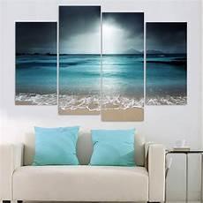 calming modern 4 canvas wall modern printed calm and calm