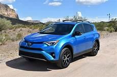 2017 Toyota Rav4 Se Hybrid Review Is Fuel Efficiency Enough