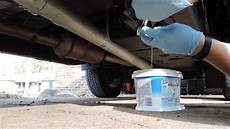 How To Change Fuel Filters On A 2 8l Duramax Colorado Or