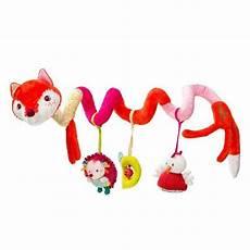 lilliputiens fuchs spielspirale babyspielzeug f 252 r