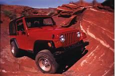 Jeep Wrangler Tj Technische Daten Auto Motor Und Sport