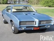 1969 Pontiac Gto Rod Network