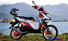 X Ride Modif Trail by Kumpulan Gambar Modifikasi Trail Yamaha X Ride Terbaru 2016