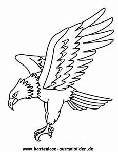 Ausmalbilder Zum Drucken Adler Ausmalbild Adler 1 Zum Ausdrucken