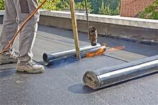 Flat Felt Roof Repair Roofing Services In