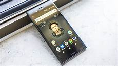 Sony Zeigt Kompaktes Highend Smartphone Xperia Xz1 Compact
