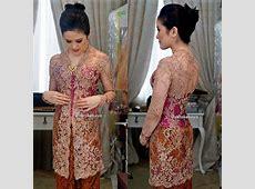 Fitting  ? #kebaya #seragam #throwback #lace   Pengantin