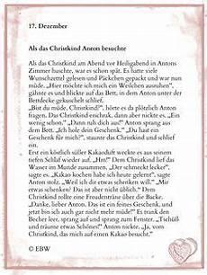 geschenke 17 dezember gedichte zum advent